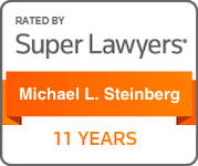 Michael L Steinberg Super Lawyers 11 Years